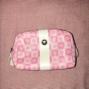 Coach Cosmetic Bag!